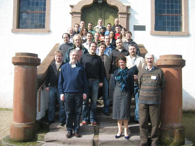 Participants of the Dagstuhl seminar on Ranked XML Querying