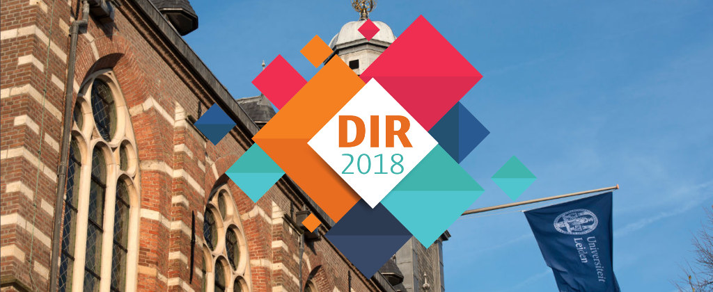 Participate in the Dutch-Belgian Information Retrieval Workshop